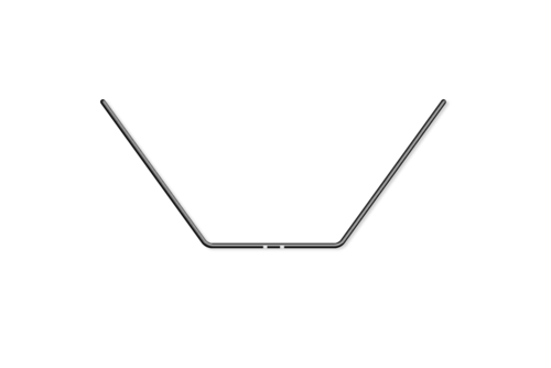 XRAY 372492 - X1 2017 - Anti-Roll Bar Front 1.2mm