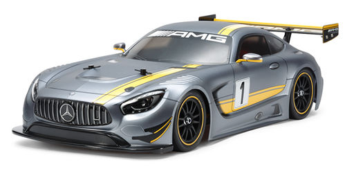 Tamiya 51590 - Mercedes Benz AMG GT3 Karosserie Set - 190mm