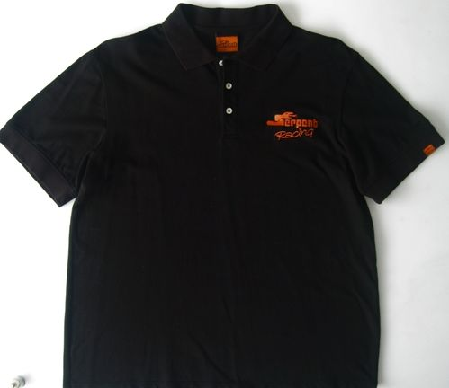 Serpent 190158 - Polo-Shirt Serpent schwarz (L)