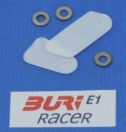 BURI Racer E12017 - E1.2 - Belt Guidance Set