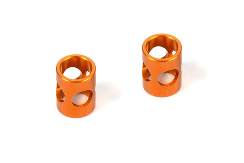 XRAY 335732-O - NT1 2017 - Alu Lightweight Locating Collar Orange (2 pieces)