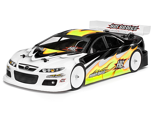 HPI 117181LW - TYPE MPS RACE BODY (190mm) (ex HB66813 Mazda 6 MPS) LIGHTWEIGHT