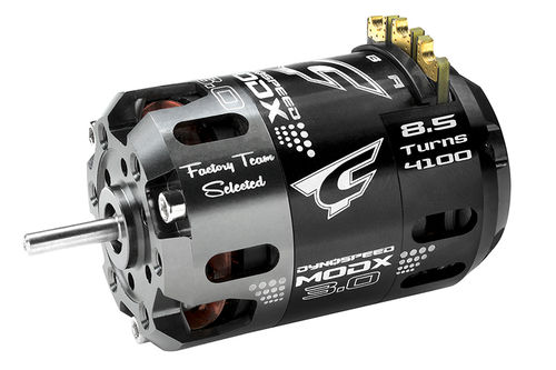 Corally 61005 - Dynospeed MODX 3.0 1/10 Competition Brushless Motor - 8.5 Turns Modified - 4100KV