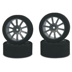 Matrix MX10-SpecH - 1:10 Scale Handout Tire - Foam - hard
