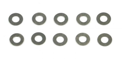 Arrowmax 020060 - Shims 3x6x0.05 - Stainless Steel (10 pieces)