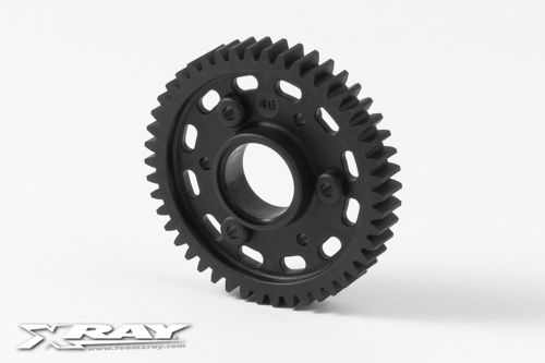 XRAY 345546 - GTX8 Composite 2-Speed Gear 46T 2nd