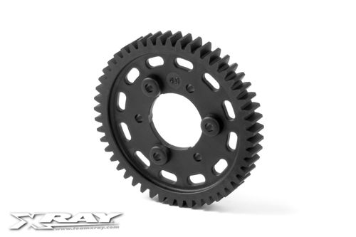 XRAY 345549 - GTX8 Composite 2-Speed Gear 49T 1st