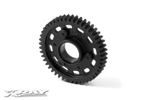 XRAY 345547 - GTX8 Composite 2-Speed Gear 47T 2nd