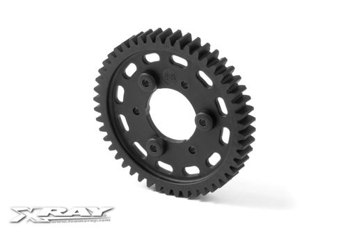 XRAY 345548 - GTX8 Composite 2-Speed Gear 48T 1st