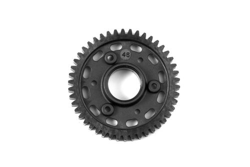XRAY 345646 - GTX8 2-Speed Gear 46T 2nd Graphite