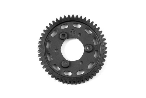 XRAY 345650 - GTX8 2-Speed Gear 50T 1st Graphite