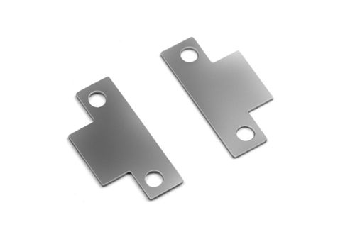 XRAY 354032 - GTX8 Center Diff Lower Plates (2 pieces)