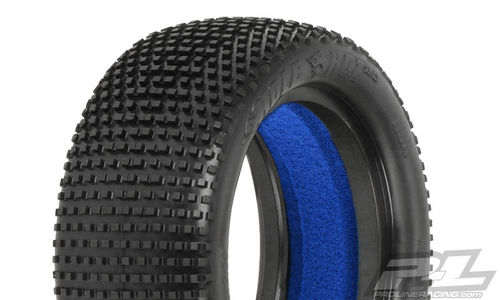 "ProLine 8207-002 - Hole Shot 2.0 X2 - 4WD Front Tires (Medium) - 2.2"" (2 pcs + inserts)"