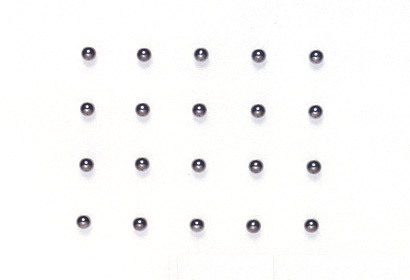 Tamiya 53379 - 3mm Lightweight Differential Ball Set (20 pcs)