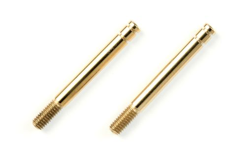 Tamiya 53850 - TRF Damper Titanium Coated Piston Rod (2 pcs)