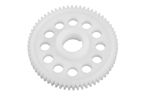 Corally 00130-208 - SSX-8 - Precision Machined POM Main Gear - 32dp - 60T