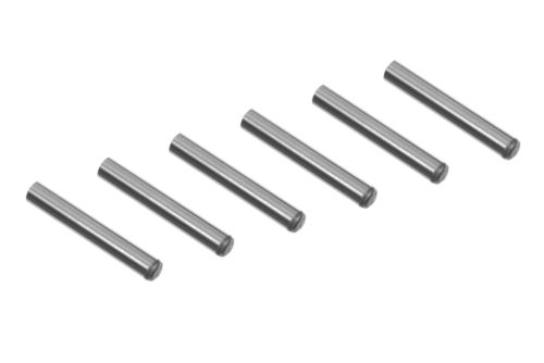 Corally 00130-026 - SSX-8 - Steel Pin - 3x20mm (6 pcs)