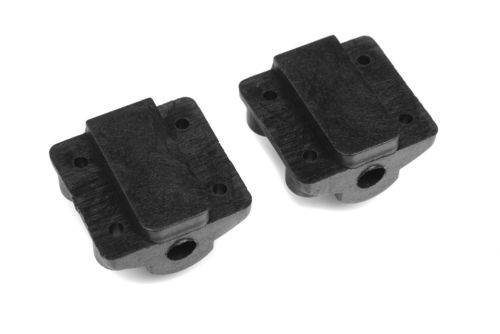 Corally 00130-067 - SSX-8 - Composite Pivot Ball Mount - Block A - lower (2 pcs)