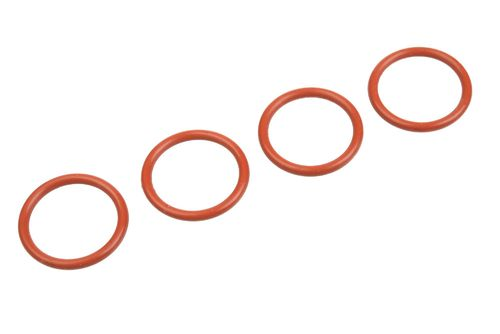 Corally 00130-090 - SSX-8 - Silicone O-Ring - 12x1.5mm (4 pcs)