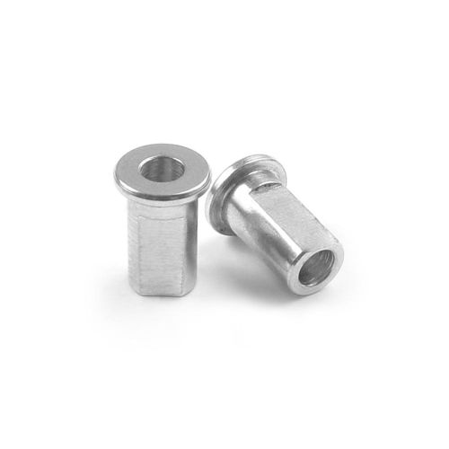 XRAY 302033 - ALU NUT FOR SUSP. HOLDER (2 pieces)