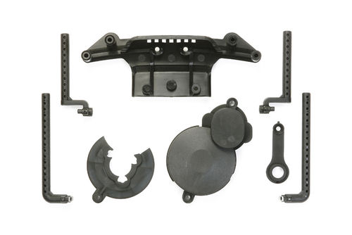 Tamiya 51502 - FF-04 Evo - Body Post Set (2x front + 2x rear)