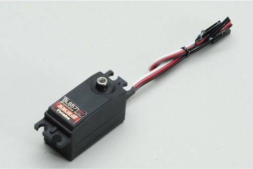 Futaba BLS571SV - Low-Profile Brushless Servo - 0.08sec / 11.0kg