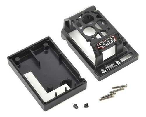 Tekin 3844 - RX8 Gen3 - Replacement Case Set - BLACK