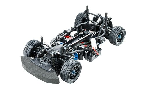 Tamiya 58647 - M-07 Concept Chassis Kit - 1:10 M-Chassis Baukasten