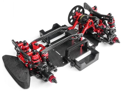XPRESS 90001 - Xpresso K1 - 1:10 2WD K-Chassis - Baukasten