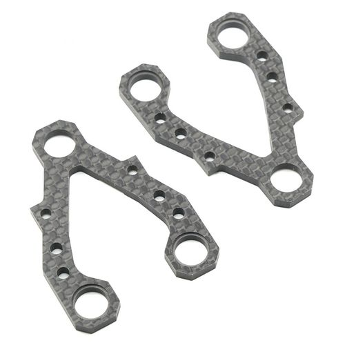 XPRESS 10023 - Xpresso K1 - Graphite Rear Lower Suspension Arms (1 Pair)
