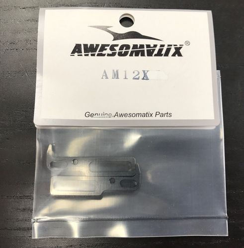 Awesomatix AM12X - A700 / A800 - Alu Battery Holder (2 pcs)