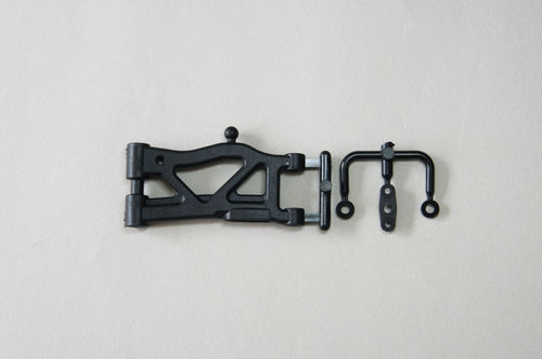 Mugen A2109 - MTC-1 - Rear Lower Suspension Arm (1 pc)