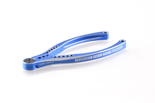 Revolution Design 0005R2-BLU - Ultra Gripper R2 blue
