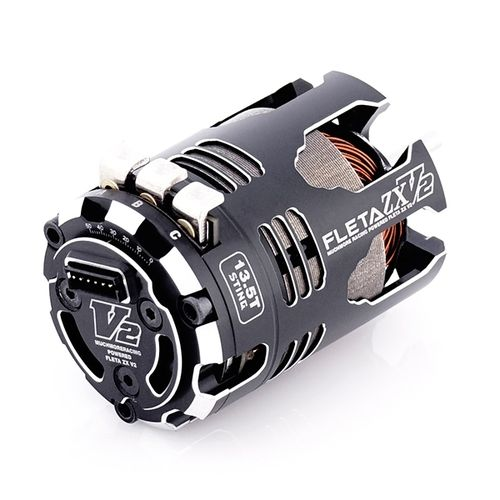 MuchMore MR-V2ZX215ST - FLETA ZX STING V2 Brushless Motor 21.5T