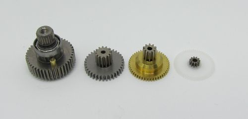 Futaba 01001274- Replacement Servo Gear Set - BLS371SV