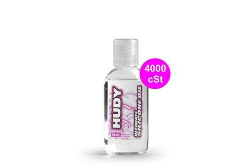 HUDY 106440 - HUDY ULTIMATE Silicon Öl 4000 cSt - 50ML