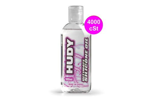 HUDY 106441 - HUDY ULTIMATE Silicon Öl 4000 cSt - 100ML