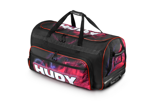 HUDY 199155L - Travel Bag with Wheels - LARGE
