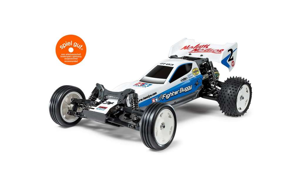 Tamiya 58587 - Neo Fighter Buggy - DT-03 - 2WD Offroad Car Kit - RC ...