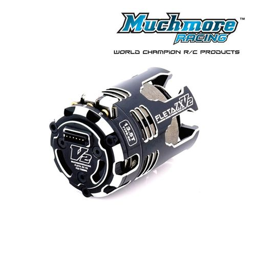 MuchMore MR-V2ZX135FER - FLETA ZX V2  ER Brushless Motor 13.5T - fixed Timing - ETS 2018