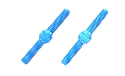 Tamiya 54248 - FF-03 - Alu Turnbuckle - M3x23mm - BLUE (2 pcs)