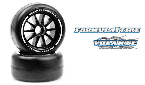 Volante VF1-FMH - Formula Tires - front - medium-hard (2 Stück)