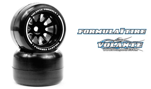 Volante VF1-ARMS - Formula Tires - rear - medium-soft - ASPHALT (2 pcs)