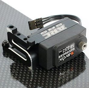 ARC R119012 - R11 2017 - SRS Super Response Servo all Black by Savöx