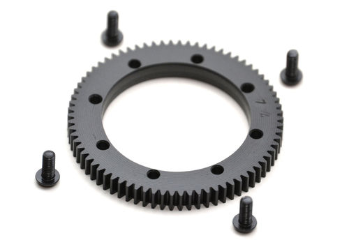 Exotek 1763 - XRAY XB4 Spur Gear for Center Diff 48dp 74 teeth