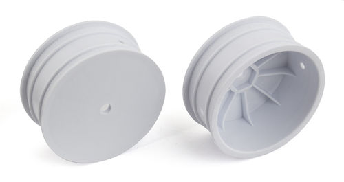 Team Associated 92095 - B64 - 4WD Buggy Front Hex Wheels 12mm white (1 pair)