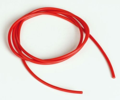 Graupner R8025 - Silicon Cable - 17 AWG - 1 Meter - Red