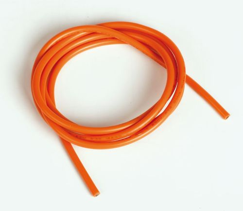 Graupner R8037 - Silicon Cable - 14 AWG - 1 Meter - Orange