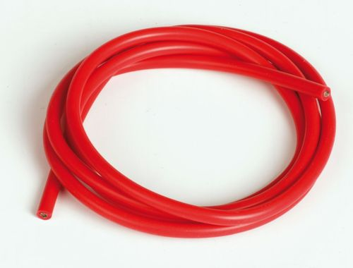 Graupner R8040 - Silicon Cable - 13 AWG - 1 Meter - Red