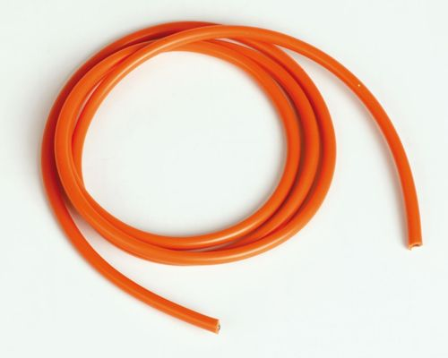 Graupner R8043 - Silicon Cable - 13 AWG - 1 Meter - Orange